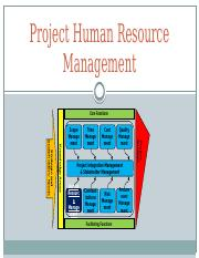 09-PMC-Project Human Resource Management
