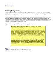 HUM250 - Writing Assignment 2 Explicit Instructions.html