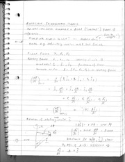 Chapter 3: Rotating Frame; Even More Vorticity; Energy Equations; Boussinesq; Dynamic Similarity (Pa