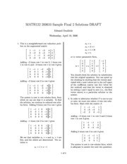 MATH122-200610-SF02-Solutions