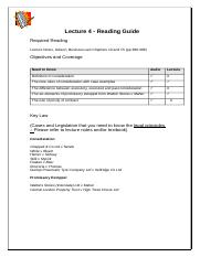 Lecture 4- Reading Guide.doc