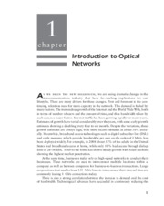 Optical Networks - _Chapter 1 Introduction to Optical Networks_9