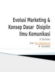 Evolusi Marketing & Komunikasi.pptx