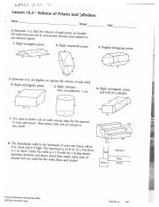 Lesson 10.2 Volume of Prisms and Cylinders Worksheet (LT 6B with Answers).pdf