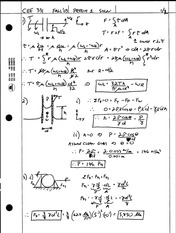 CEE 3310 Prelim 1 Fall 2003 Solution