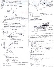 Lecture Notes Feburary 25-27