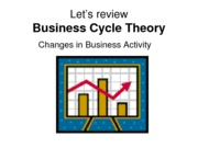 06-Business Cycle Theory