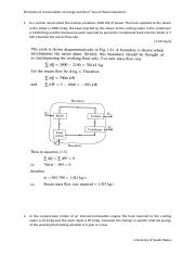 Solutions (Principles of conservation of energy and the First law of thermodynamics)