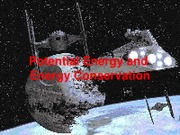 Lecture 6 Potential Energy and Energy Conservation
