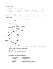 MATH 1029 COMBINED NOTES