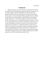 College essays in 300 words or less