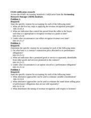 CH05 HW2 FASB codification research