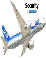 787 Security Presentation Assignment