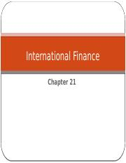 Chapter_21_-_International_Finance