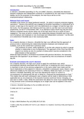 claw1001 case analysis Claw1001 final exam notes law of contract terms of the contract: express terms  terms stated by the parties terms parties have agreed to in major commercial.