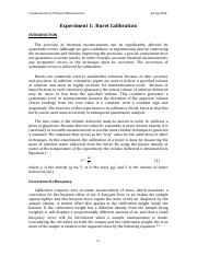 Lab #1 Buret Calibration.pdf