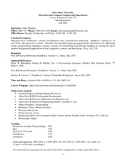 ece332-syllabus-fall2009