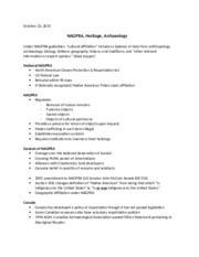 October 23 class notes