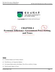 ECONA231F Lecture Notes (Chapter 4)_Yuka - annotated 2