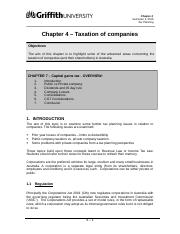 3108AFE Study Guide - Ch4(Corporations).120716-2