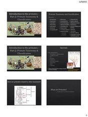 07 Primate taxonomy and classification SLIDES winter