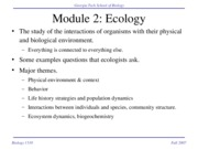 B1510F07_L11_intro+to+ecology+the+physical+env