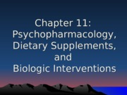 Week 4 Pharmacology, cognitive, group and family interventions-2