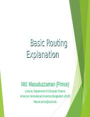 3. Basic Routing.ppt