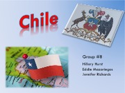 MGMT 470 - International Business Management - Chile Presentation