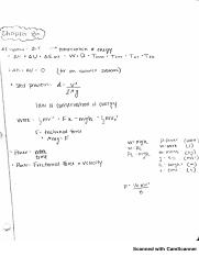Kinematic Equation Notes pdf - Scanned with CamScanner