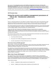 PPN38-Using-the-Access-and-Mobility-Provisions-of-Clause-56-Residential-Subdivision.doc