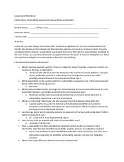 lab 3 assessment worksheet Kaplan it550 unit 3 lab 1 assessment worksheet $1399  click the button below to add the kaplan it550 unit 4 lab 5 assessment worksheet to your wish list.