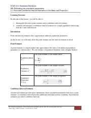 8.1. Point and Confidence Interval Estimation of the Mean and Proportion.pdf