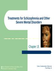 Psychosis Treatment 4.ppt