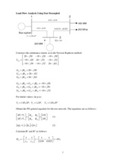 Tutorial 6-2 and Solution