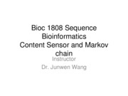 lect 03 content sensor and Markov chain