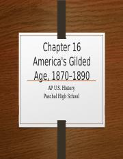 Foner Chap 16 Gilded Age Industry