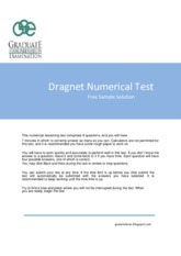 Numerical Reasoning Test Solution.pdf