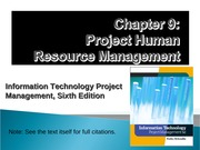 09_ITPM6 - Human Resources