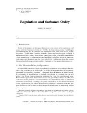 Regulation and SOX.pdf