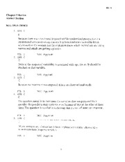Chapter 5 exam review answers