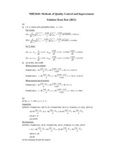 midterm solutions mie364 2012