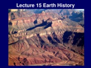Lecture+15+Earth+History