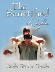 01-Sanctified Life Bible Study Guide