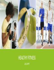 Healthy Fitness.pptx