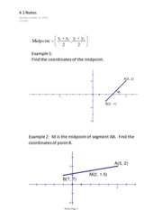 geometry ch 4 notes