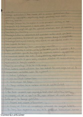 ENT 325 Chapter 14 Notes