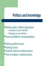 w1 lecture 1-2-pols and knowledge (1)