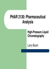 High Pressure Liquid Chromatography.pdf