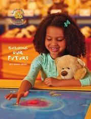 Build-A-Bear Annual Report 2012